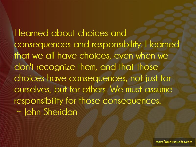 Assume Responsibility Quotes Pictures 2