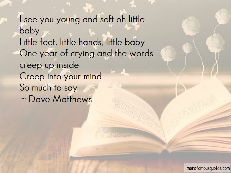 Baby Hands Feet Quotes