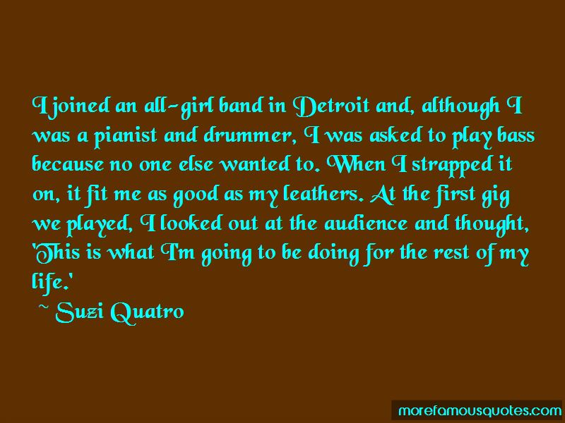 Band Gig Quotes Pictures 4
