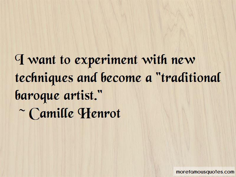 Baroque Artist Quotes