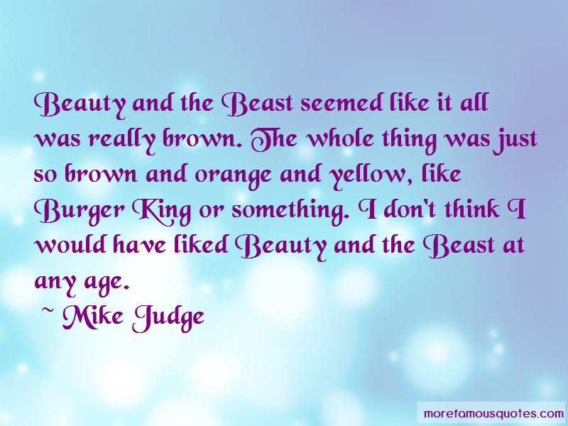Beauty And The Beast Beauty Quotes