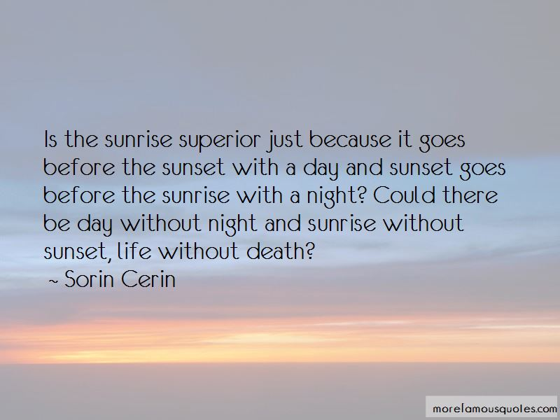 Before Sunrise And Sunset Quotes: top 8 quotes about Before
