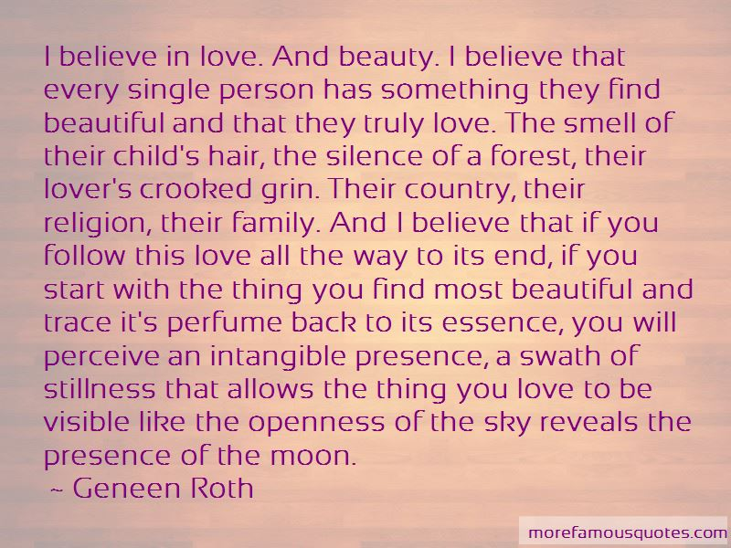Believe Our Love Quotes Pictures 4