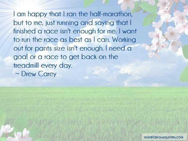 Best Half Marathon Quotes: top 1 quotes about Best Half ...