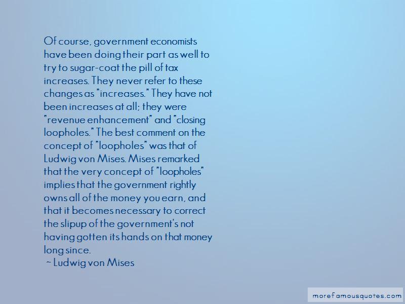 Best Ludwig Von Mises Quotes