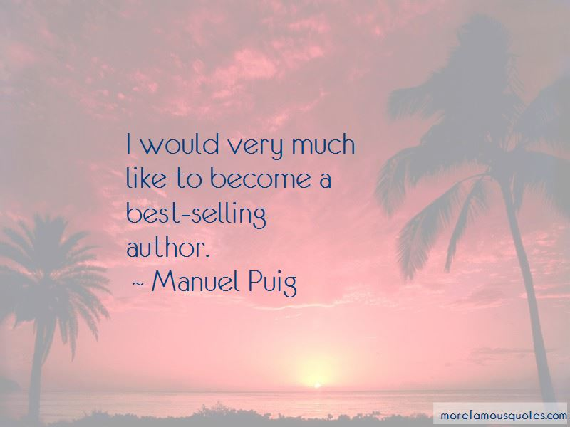 Best Selling Author Quotes