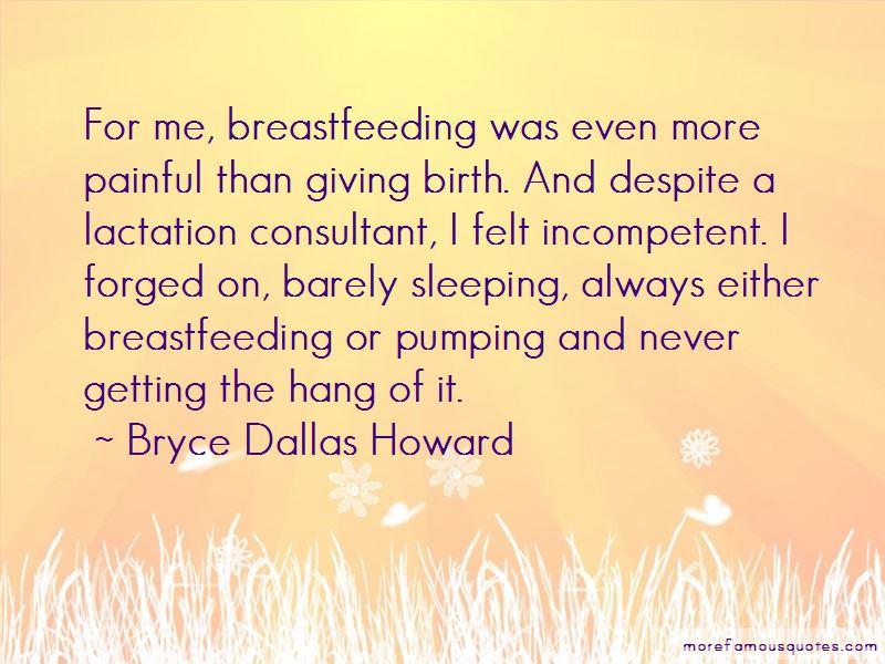 Breastfeeding Lactation Quotes