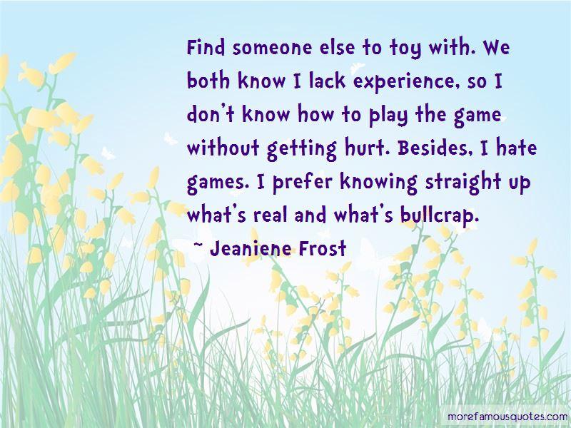 Bullcrap Quotes
