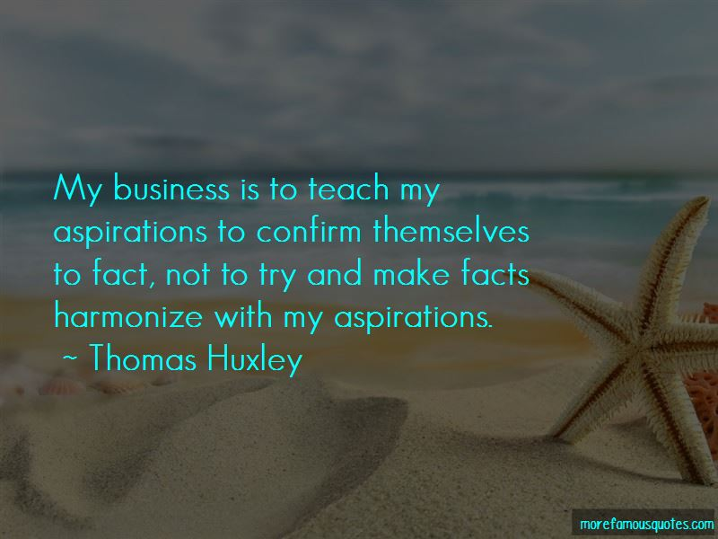 Business Aspirations Quotes