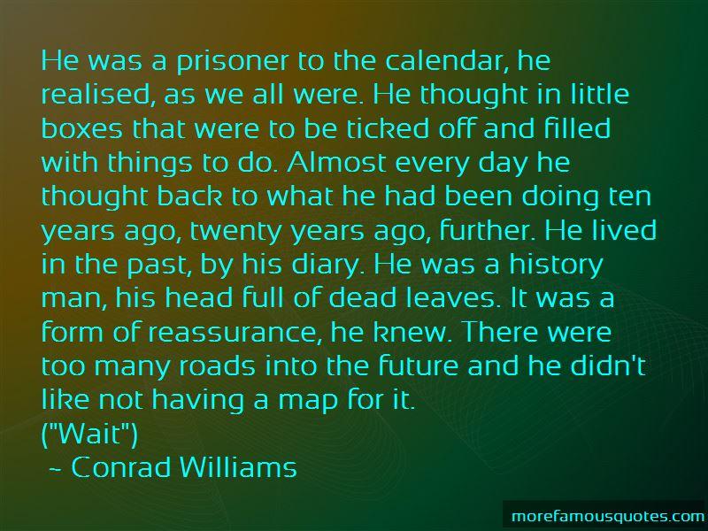 Calendar Man Quotes