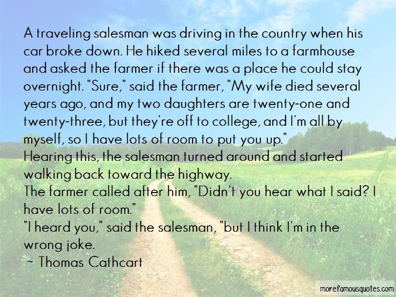 Car Broke Down Quotes