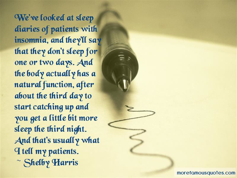 Catching Up On Sleep Quotes
