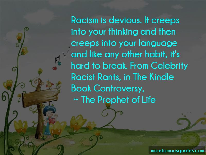 Celebrity Racism Quotes Pictures 2