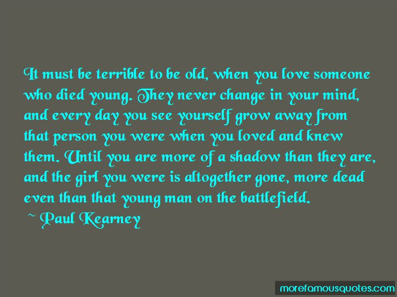 Change For The Person You Love Quotes Pictures 4