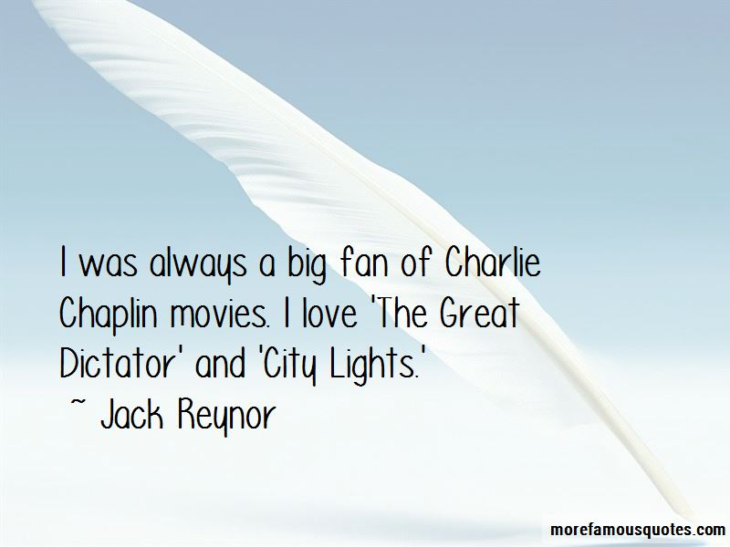 Charlie Chaplin Great Dictator Quotes