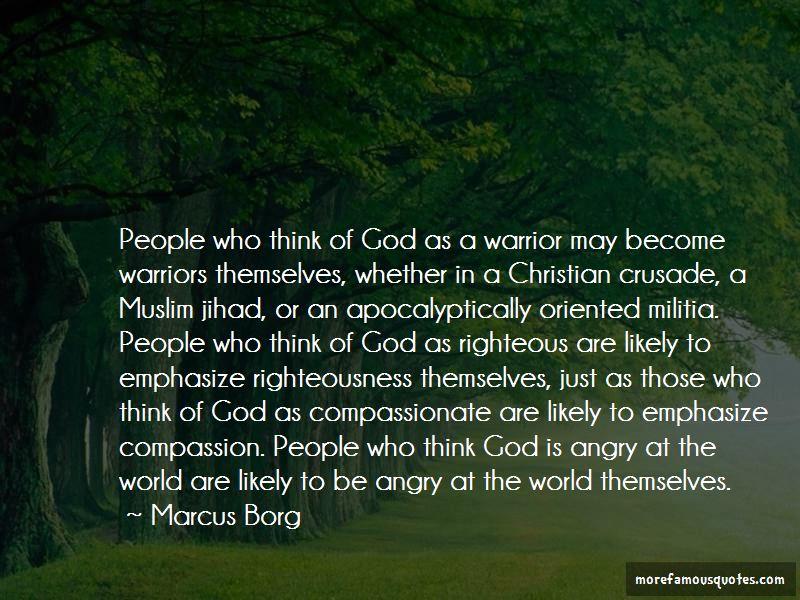 Christian Crusade Quotes