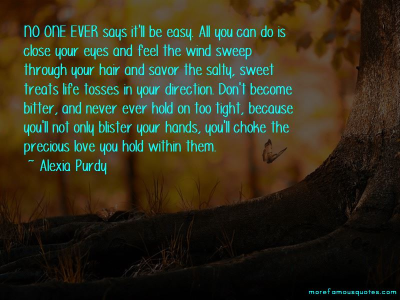Close Your Eyes Hold Hands Quotes Pictures 2