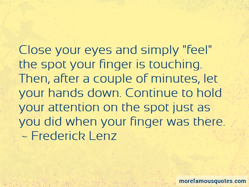 Close Your Eyes Hold Hands Quotes Pictures 3