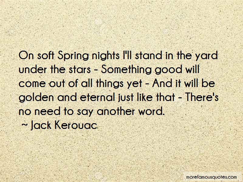 Come On Spring Quotes