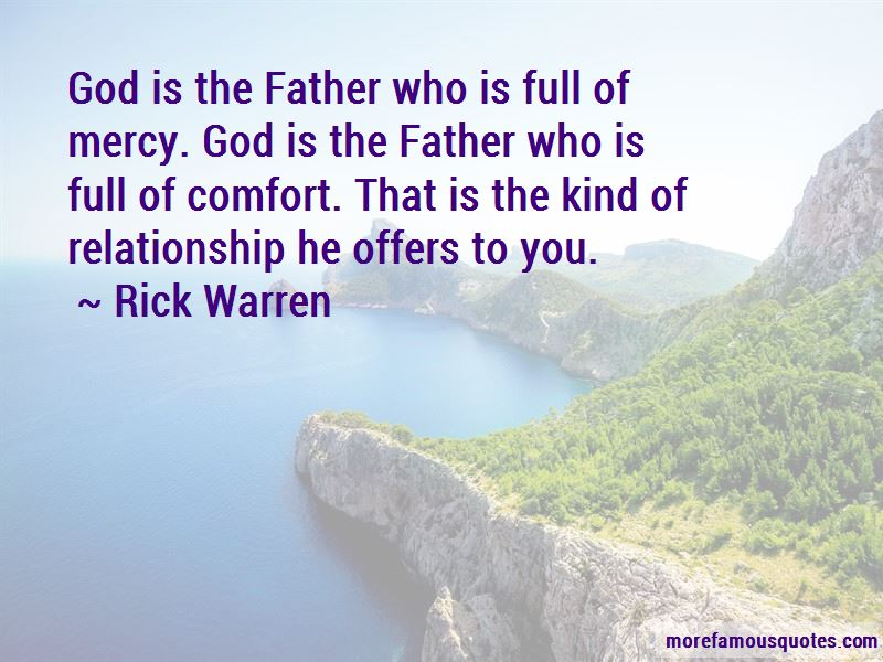 Comfort In God Quotes