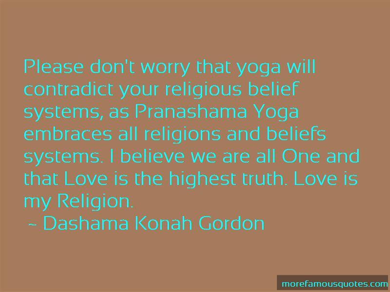 Contradict Love Quotes