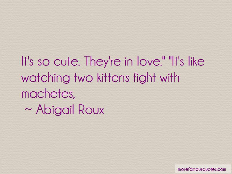 Cute Fight Love Quotes