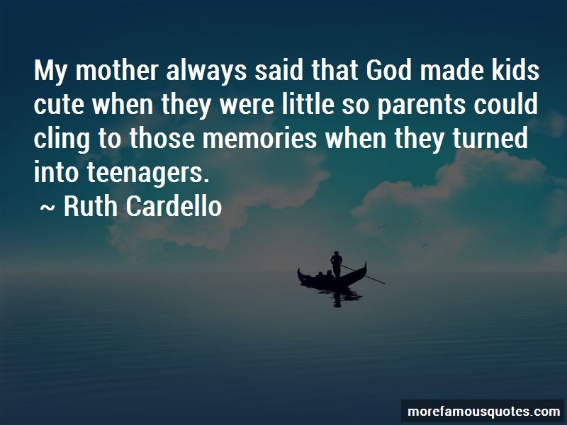 Cute Mother Quotes Pictures 2