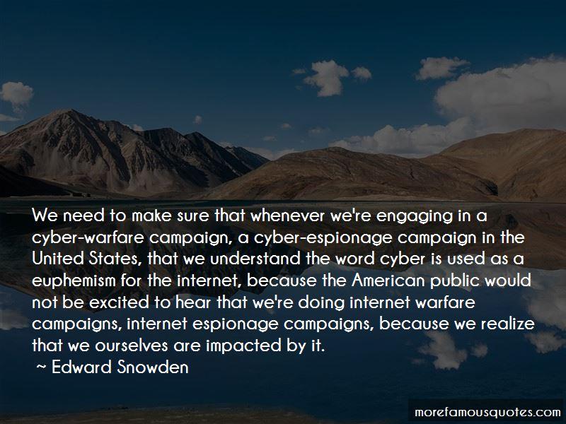 Cyber Espionage Quotes