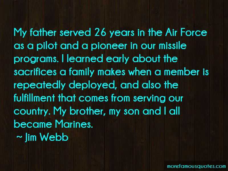 Deployed Son Quotes
