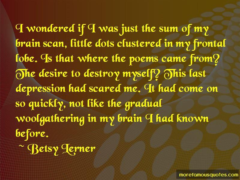 Depression Poems Quotes Pictures 3