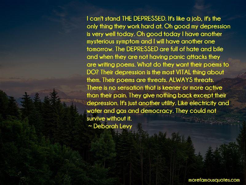 Depression Poems Quotes Pictures 4