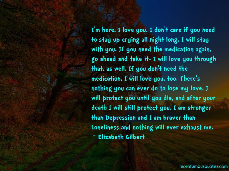 Die For Your Love Quotes