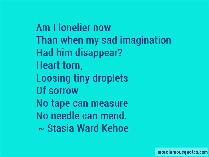 Disappear Sad Quotes
