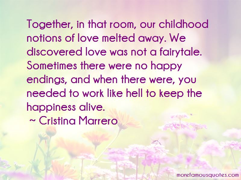 Discovered Love Quotes