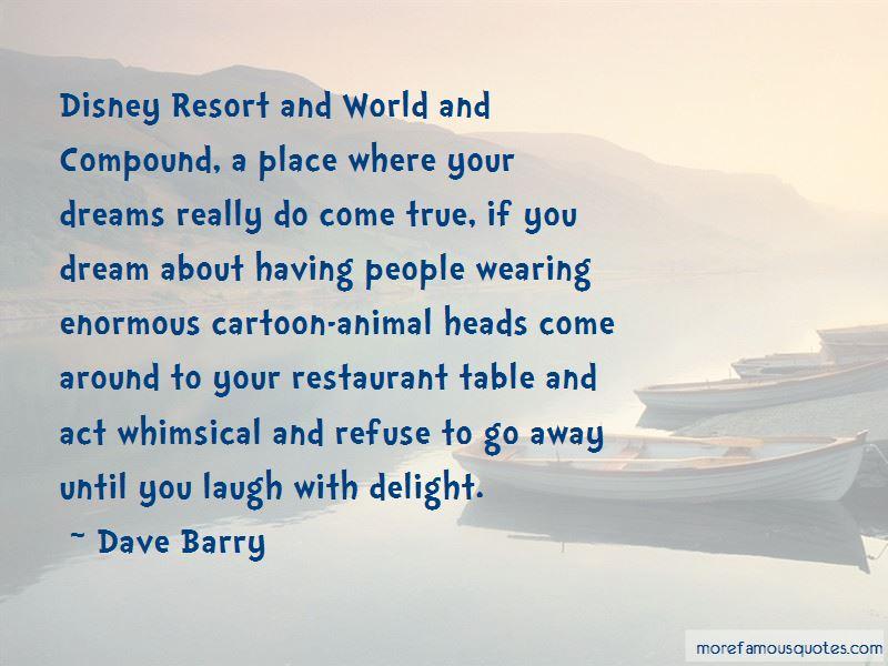 Disney Resort Quotes