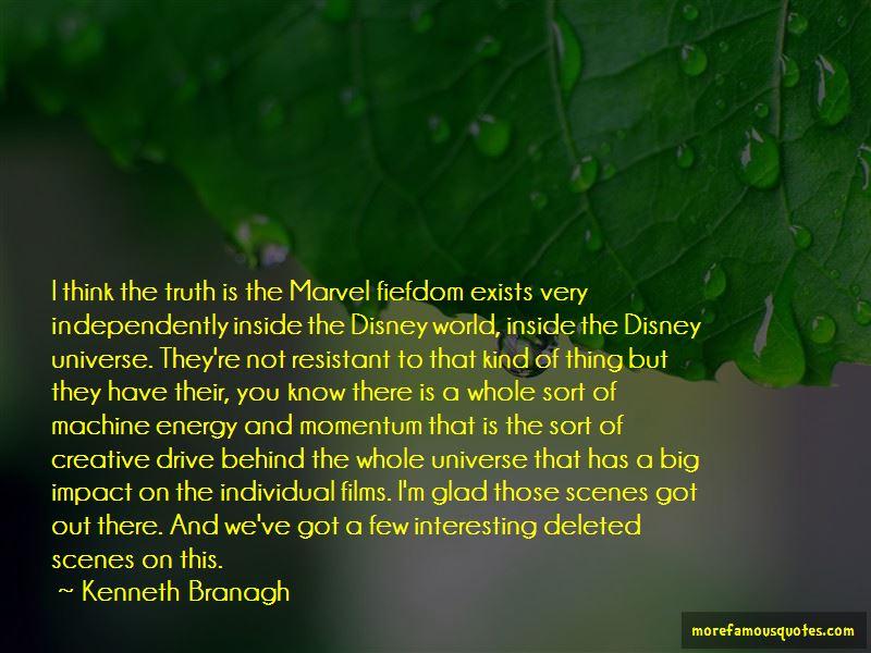 Disney Scenes Quotes