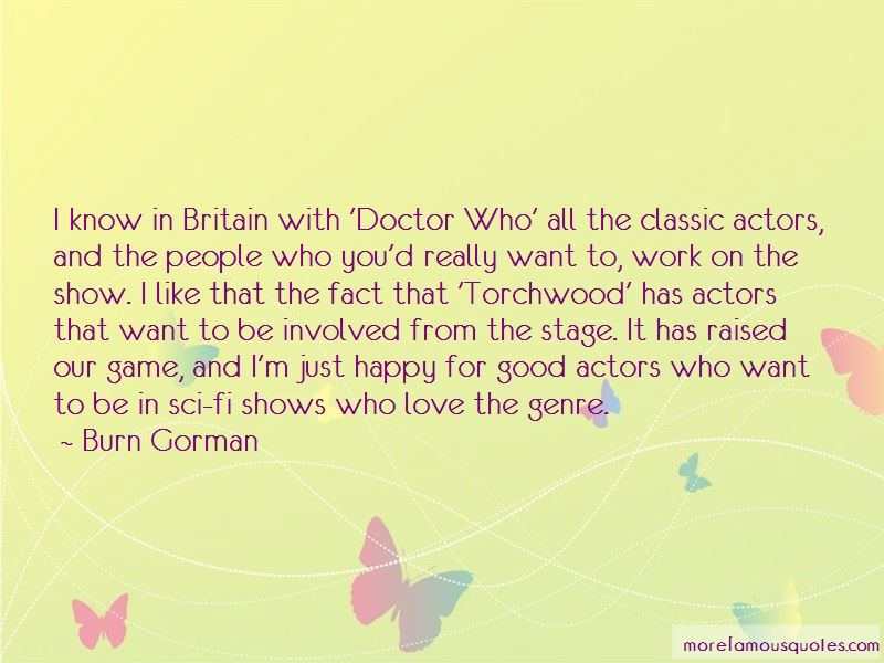 Doctor Who Torchwood Quotes