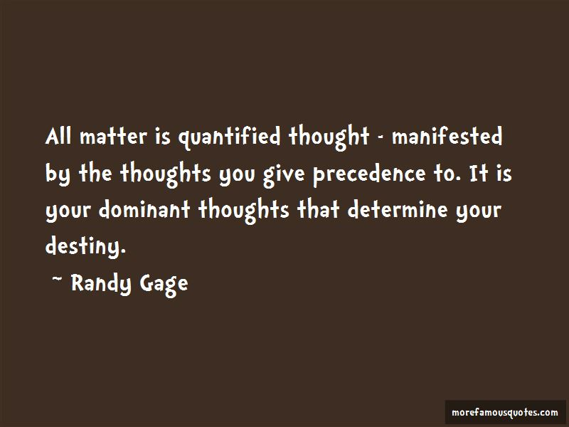 Dominant Thoughts Quotes Pictures 4