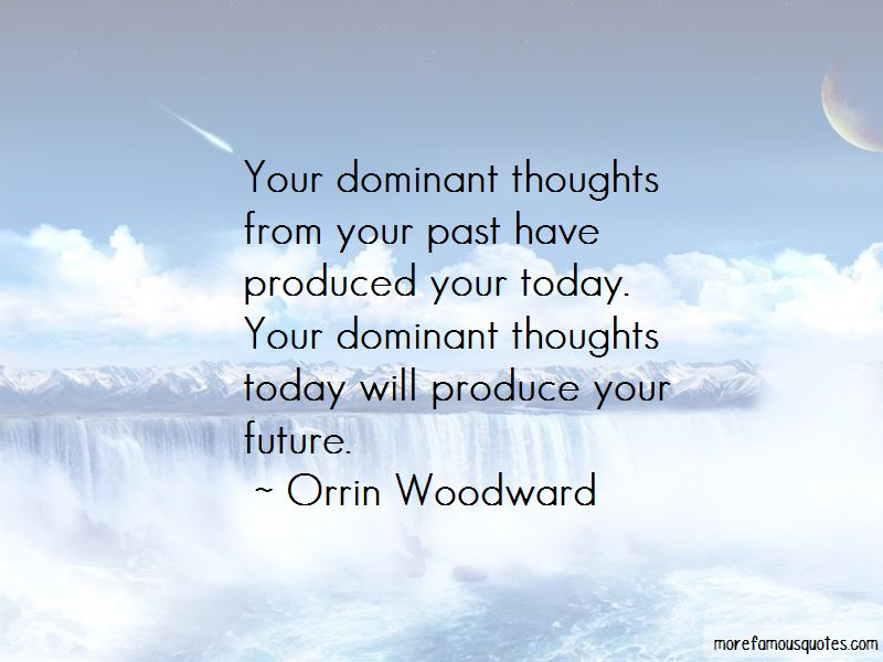 Dominant Thoughts Quotes