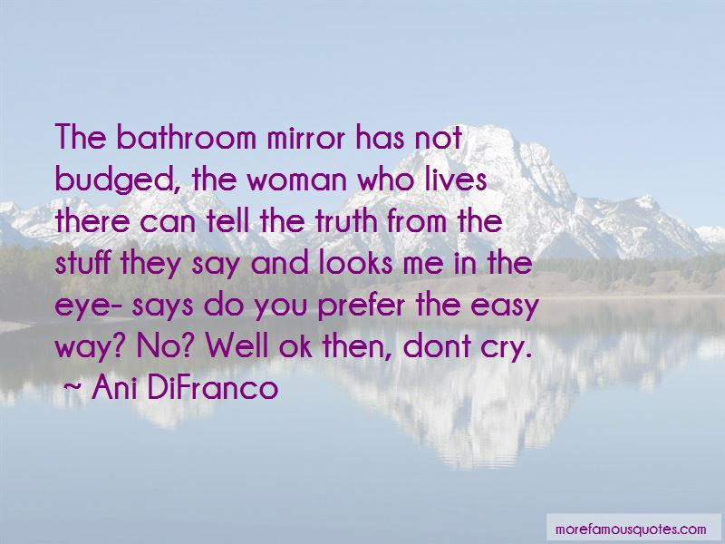 Dont Cry Quotes