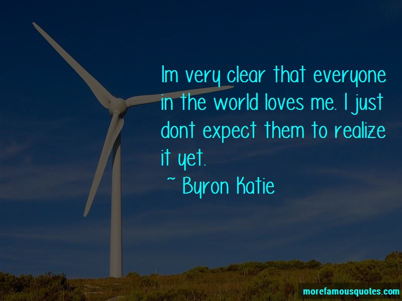 Don't Expect The World Quotes Pictures 3