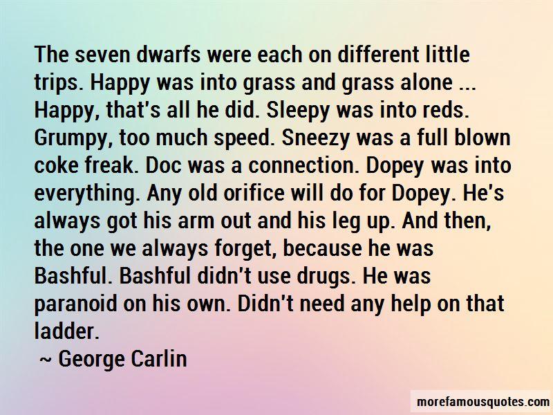 Dopey Seven Dwarfs Quotes Pictures 3