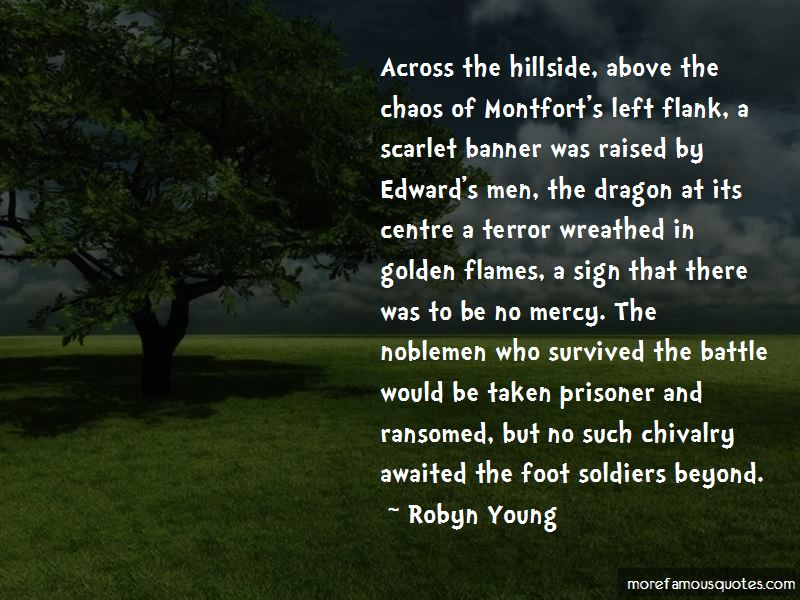 Dragon Flames Quotes