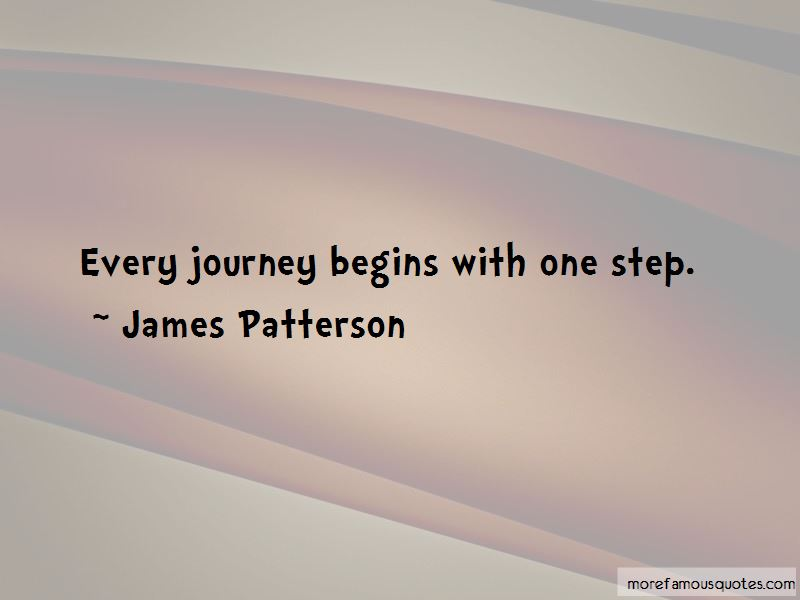 Every Journey Begins Quotes