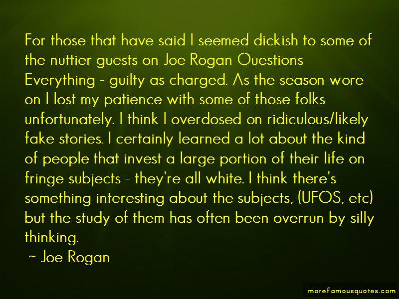 Fake Folks Quotes