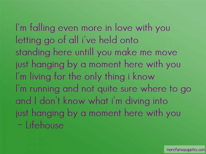 i ve fallen for you quotes