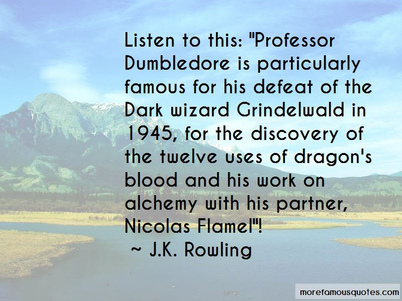 Famous Wizard Quotes