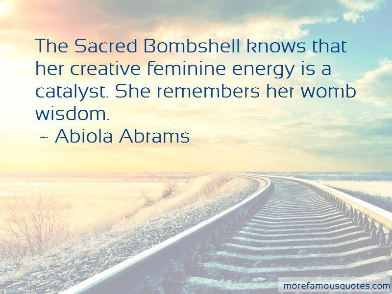 Feminine Wisdom Quotes Pictures 3