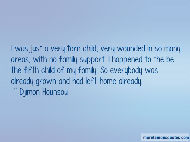 Fifth Child Quotes Pictures 2