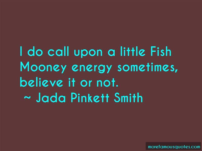 Fish Mooney Quotes
